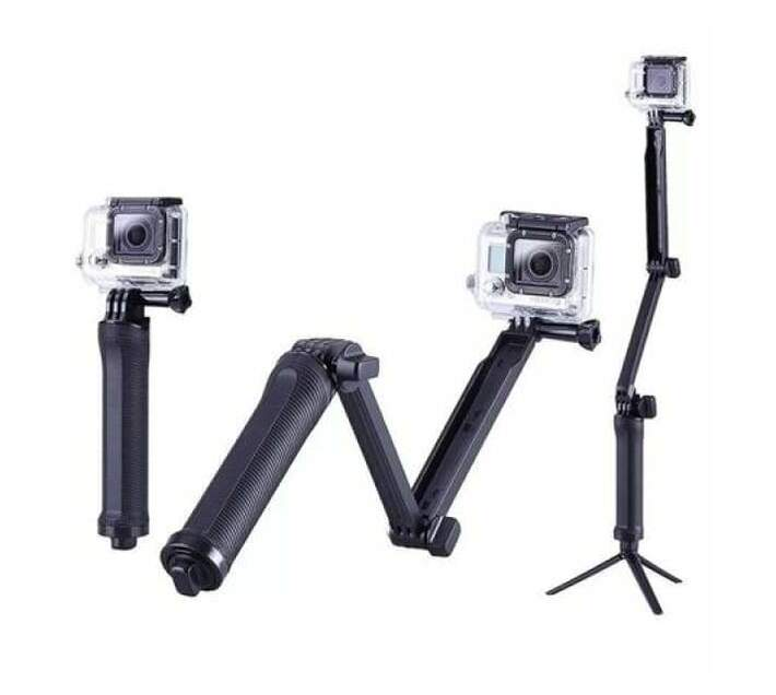 Multi function Pole for all GoPro Cameras