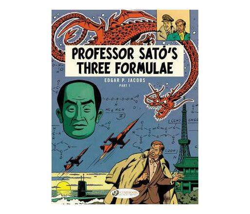 Professor Sato`s Three Formulae: Part 1
