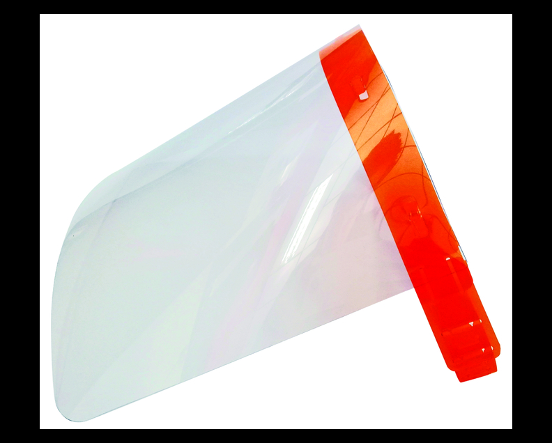 PARROT PRODUCTS Face Shield (Clear) - Pack of 10