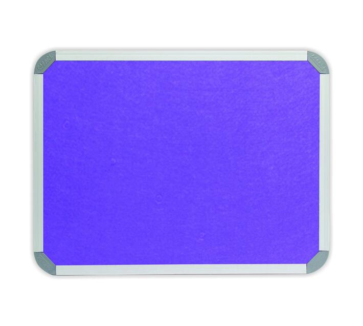 PARROT PRODUCTS Info Board (Aluminium Frame, 900*600mm, Purple)