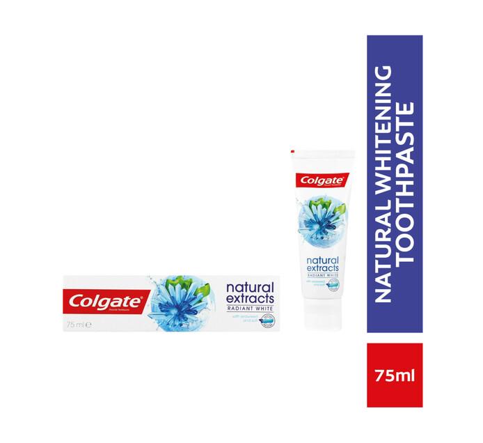 Colgate Natural Toothpaste Seaweed Salt Pure (1 x 75ml)