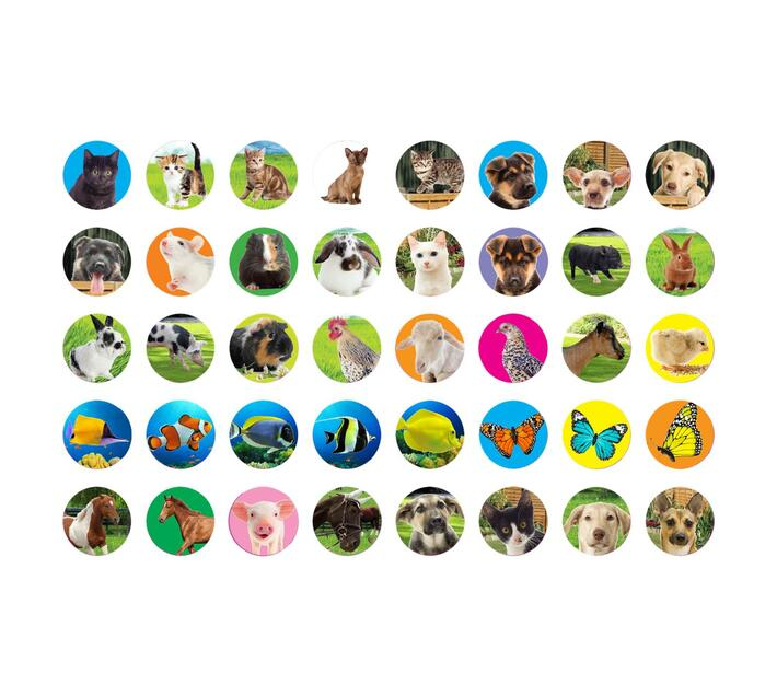 Stickerfun - Animals
