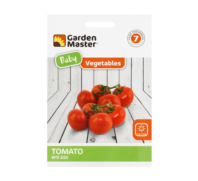 Gardenmaster Baby Vegetables Tomato---Bite Size