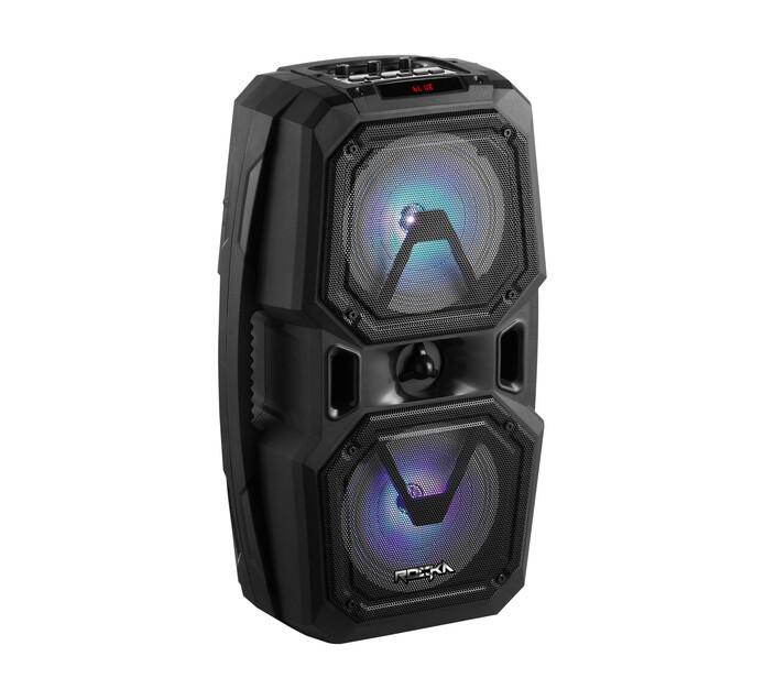 "Rocka Boost X Dual 6.5"" Series Party Speaker"