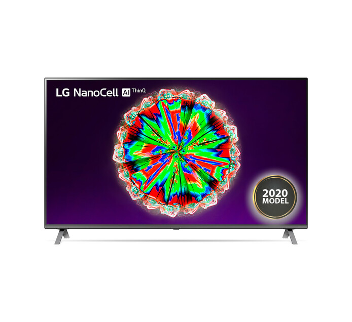 "LG 189 cm (75"") Smart Nano Cell TV with ThinQ AI"