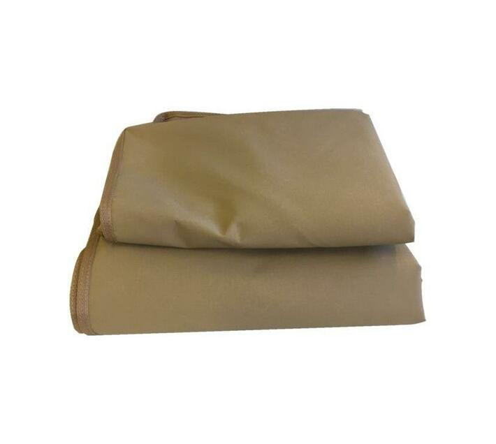 Patio Solution Covers Gas Braai Cover Small - Beige Ripstop UV 260grm