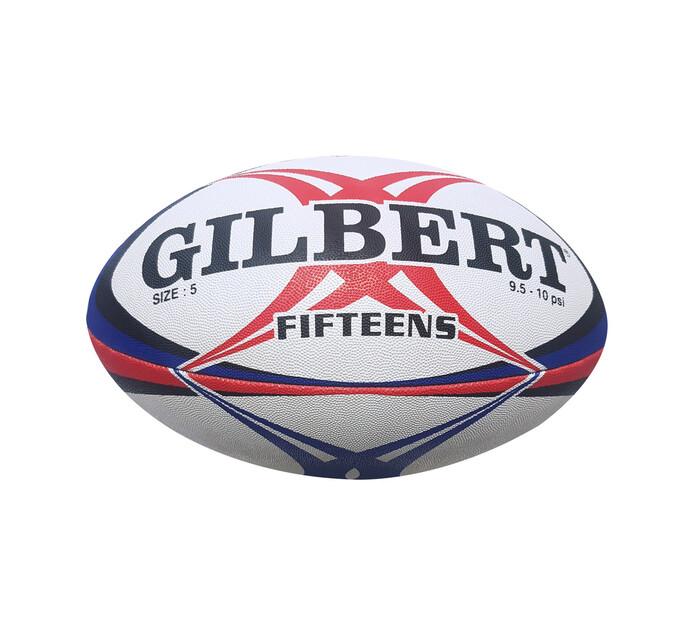 Gilbert 5 Fifteen Rugby Ball