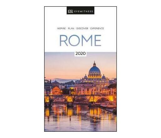 DK Eyewitness Rome : 2020