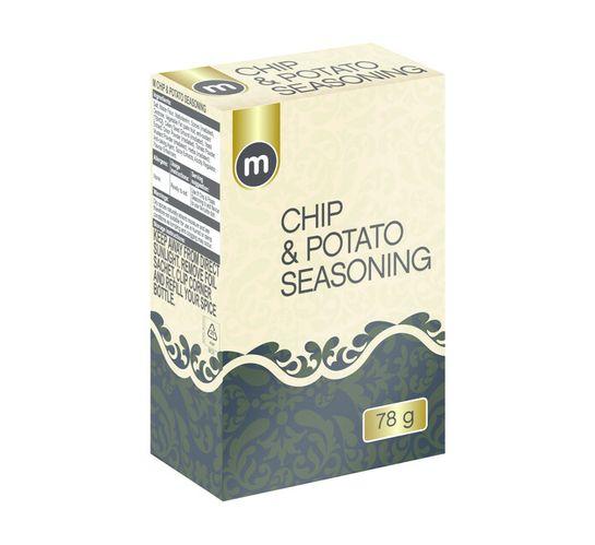 M Brand Refill Seasoning Chip And Potato (1 x 78g)