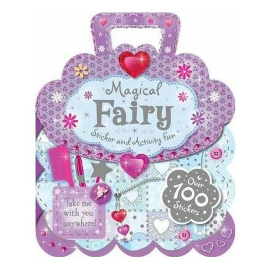 Magical Fairy Sticker And Activity Fun