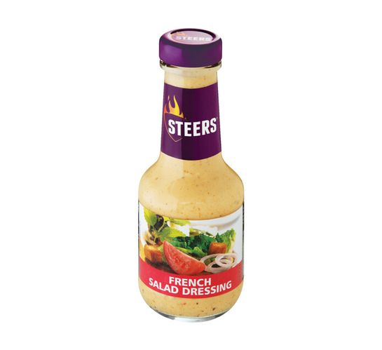 Steers Dressing French (1 x 375ml)