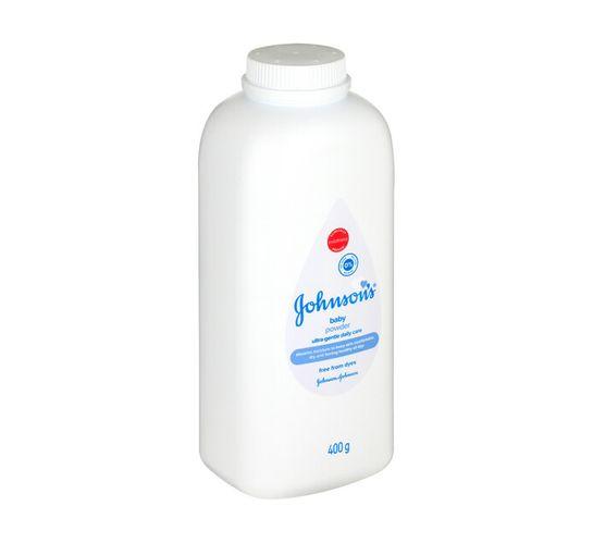 Johnson's Baby Powder Regular (1X400g)