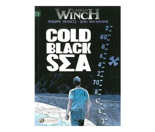 Largo Winch: Cold Black Sea v. 13