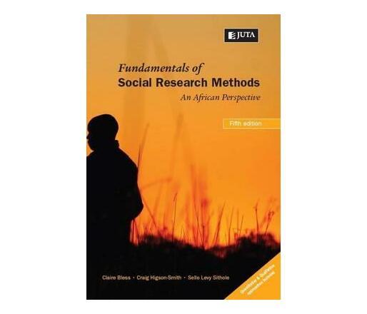 Fundamentals of social research methods