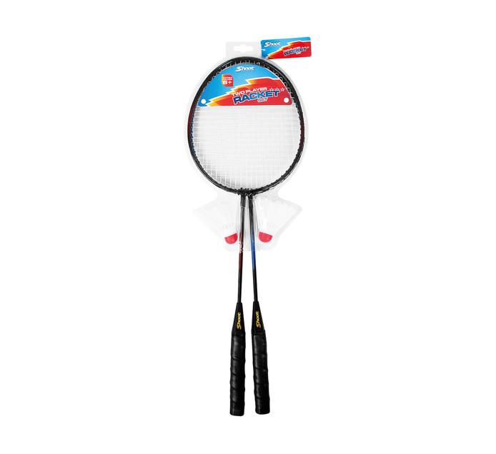 SHOOT Two Player Racket Set