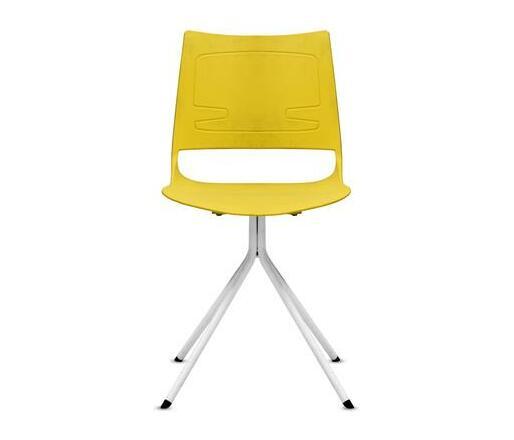 GOF Furniture - Animo Plastic Chair - Yellow