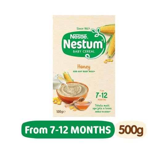 Nestle Nestum Infant Cereal Honey (6 x 500g)