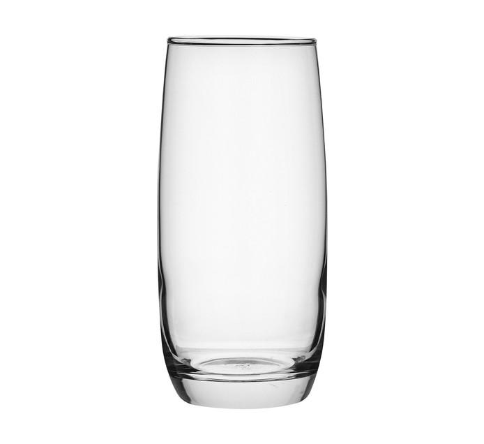 Ocean 460 ml Ivory Hiball Glasses 6-Pack