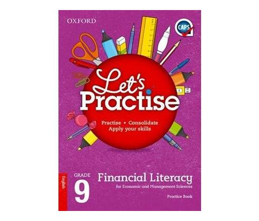 Oxford Let's Practise Financial Literacy: Grade 9