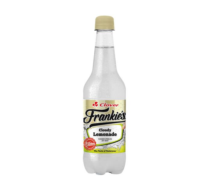 Frankies Carbonated Soft Drink Lemonade (6 x 400ml)