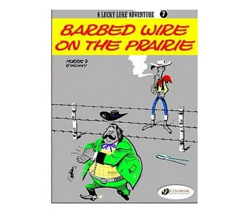 Barbed Wire On The Prairie Book7