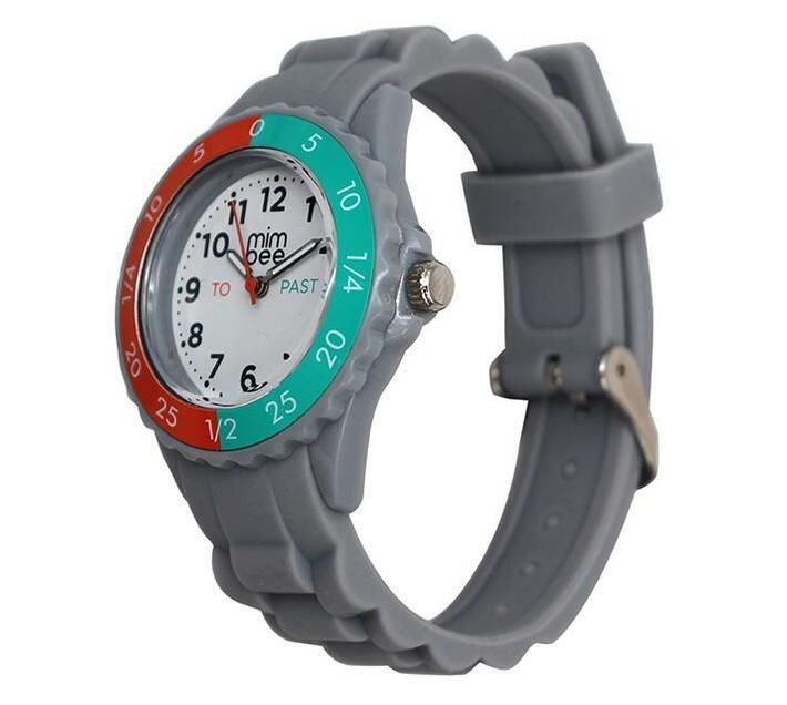 Mimbee - Grey Time Teach Watch