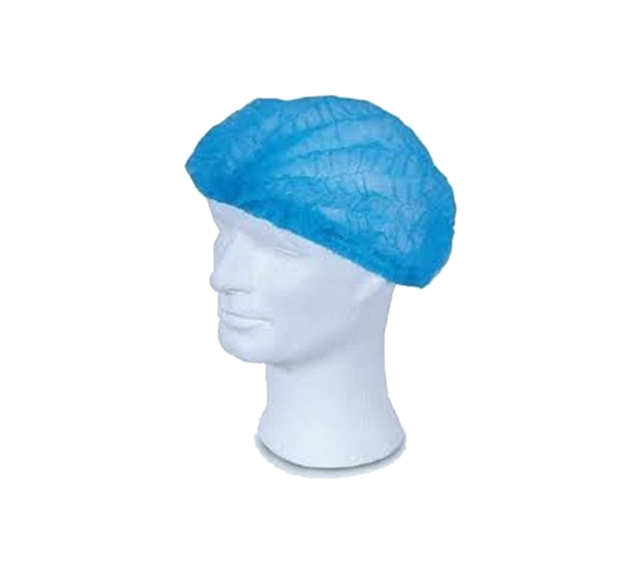 Pack of 100 -Disposable Mop Cap