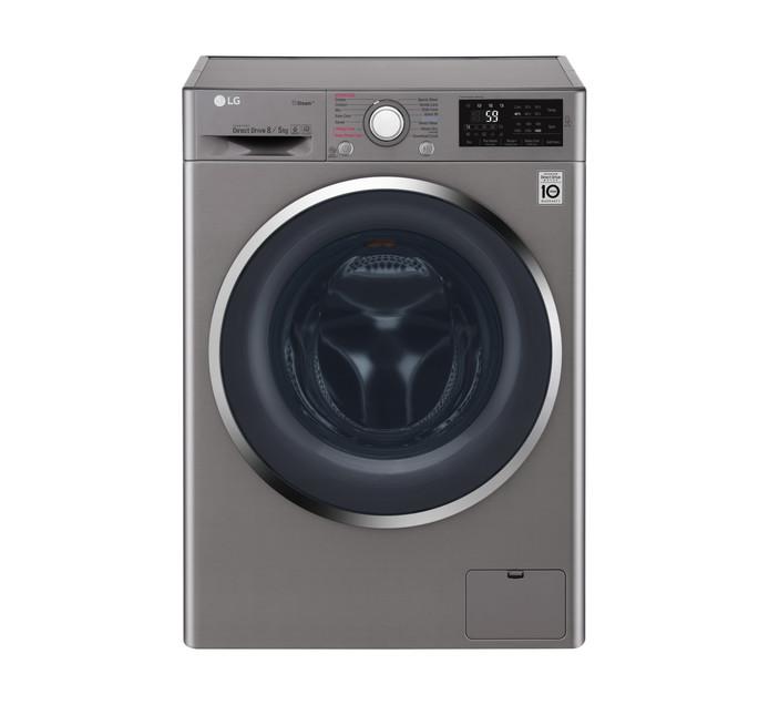LG 8 kg/5 kg Front Loader Washing Machine/Dryer Combo