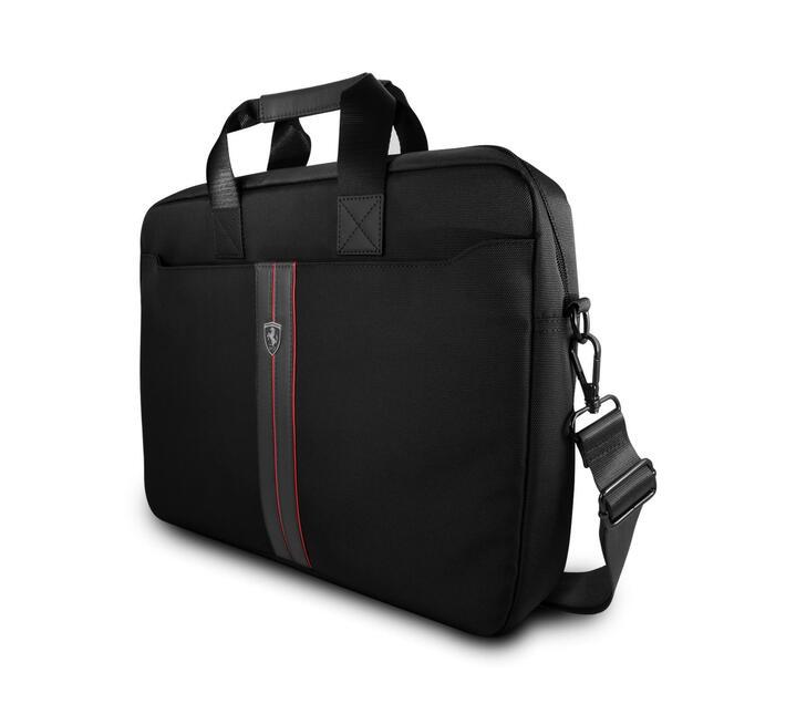 FERRARI - Urban Collection Computer Bag 15` Black