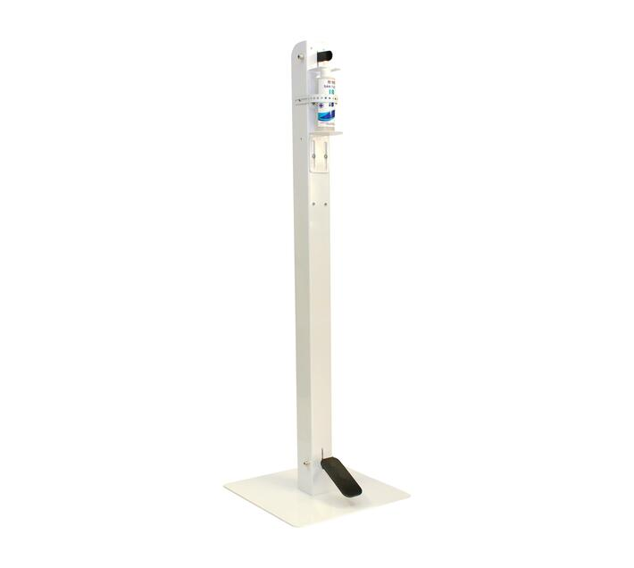 PARROT PRODUCTS Free Standing Foot Operated Sanitation Dispenser