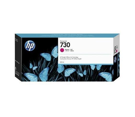 HP 730 - high capacity - magenta - original - DesignJet - ink cartridge