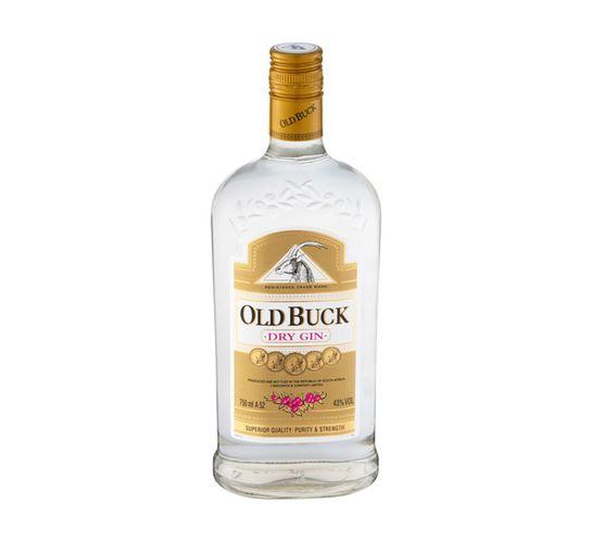 Old Buck Gin (1 x 750ml)