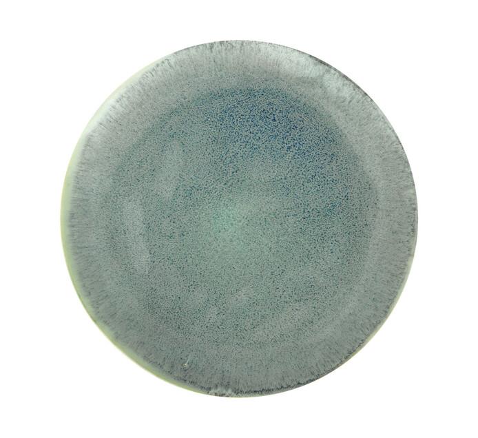 20 cm Fresh Ice Hammered Glaze Side Plate