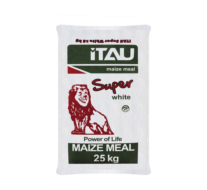 Itau Super Maize Meal (1 x 25kg)