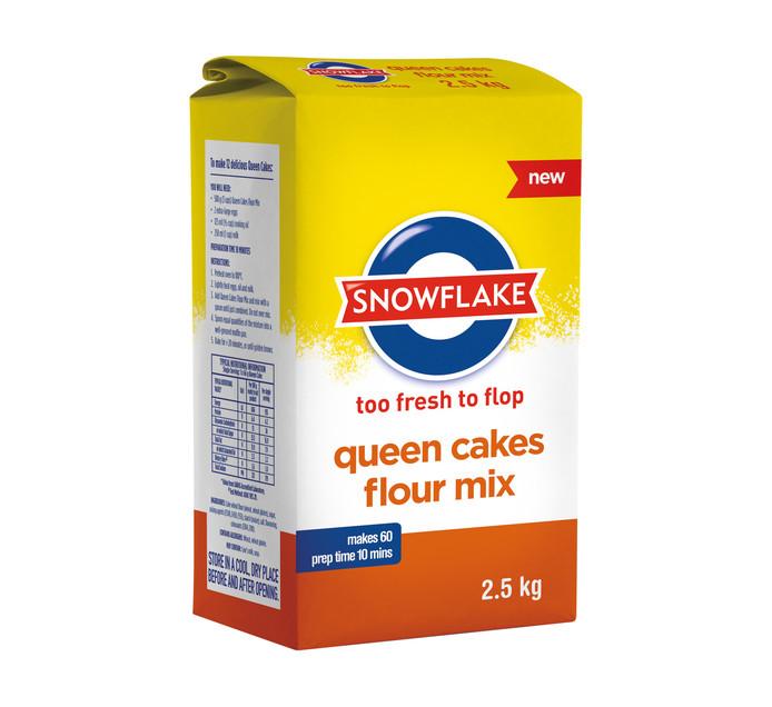Snowflake Flour Mix Queenscake (4 x 2.5kg)