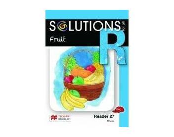 Fruit: Reader 27: Grade R