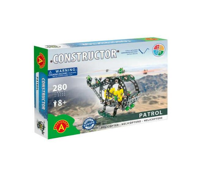 Constructor - Patrol (Helicopter)