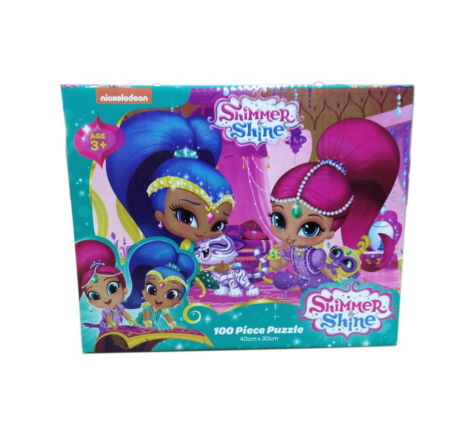 Shimmer And Shine 100-piece Puzzle