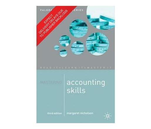 Mastering Accounting Skills