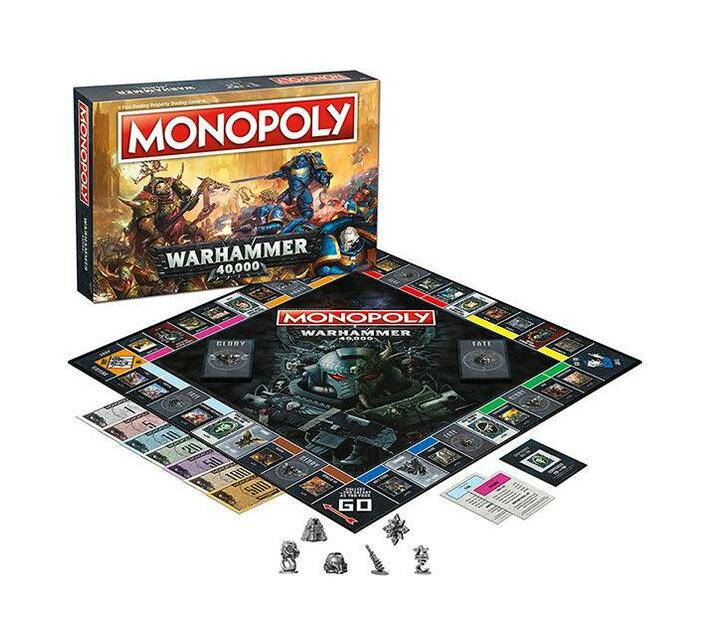 Monopoly - Warhammer 40,000