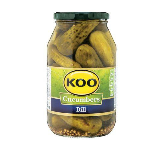 KOO Dill Cucumbers (1 x 750g)