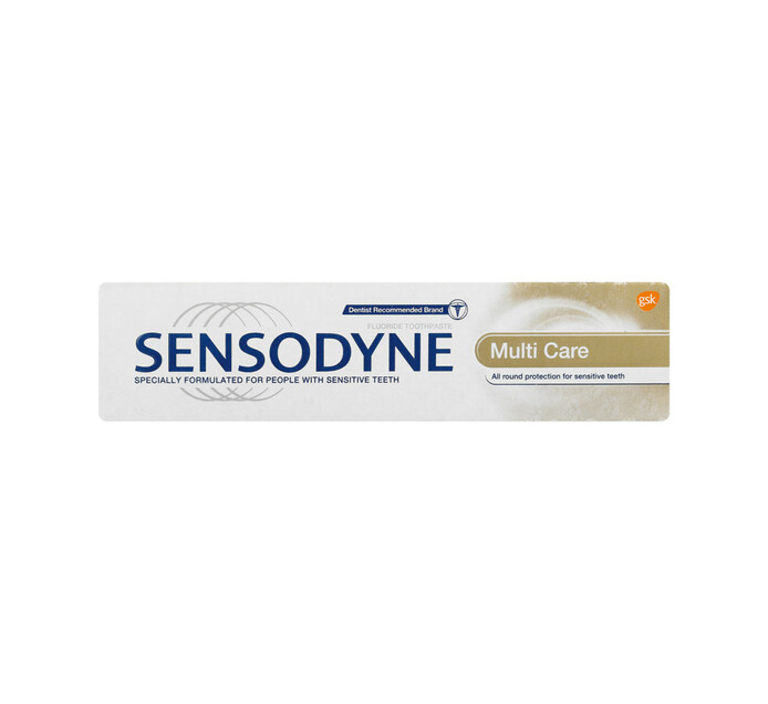 Sensodyne Toothpaste Multi Care (12 x 75ML)