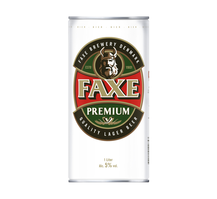 Faxe Premium Lager (12 x 1L)
