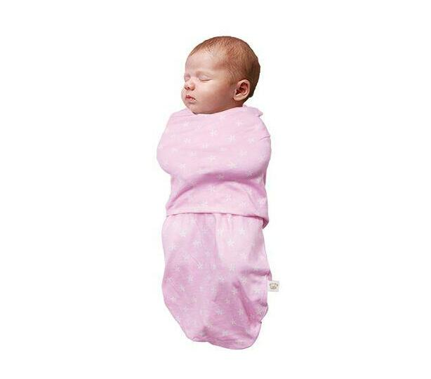 ClevaSwaddle Bag 0-3 Months Pink