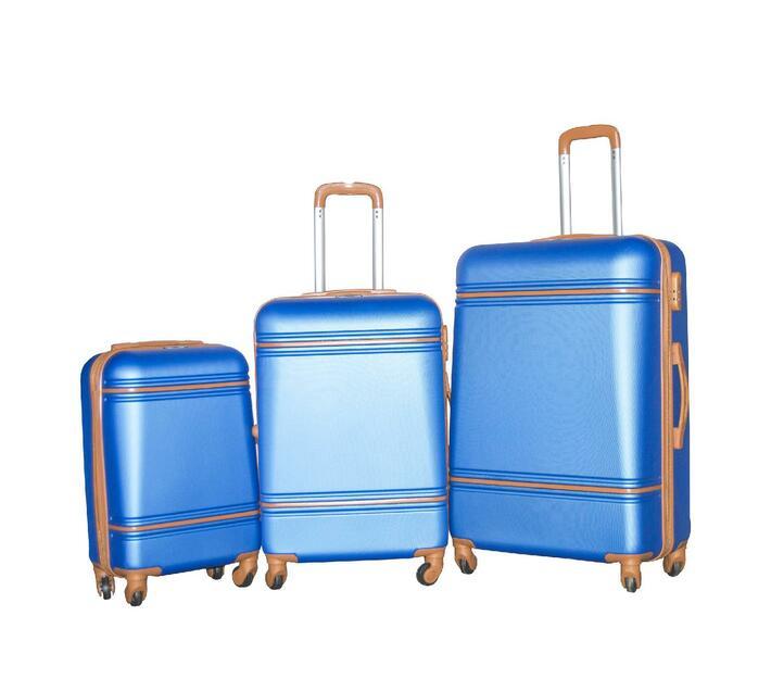Blue Star 3-Piece Luggage Set