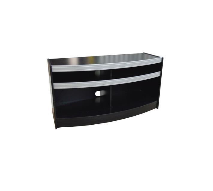 Koola Plasma Tv Unit Black Silver