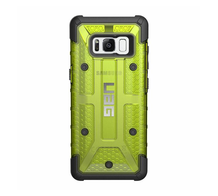 UAG Plasma Case - Samsung Galaxy S8 (Clear and Citroen)