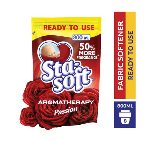 Sta-soft Fabric Softner Passion (1x800ml)