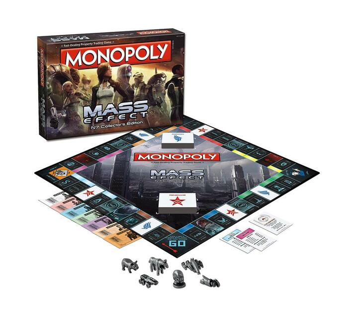 Monopoly Mass effect