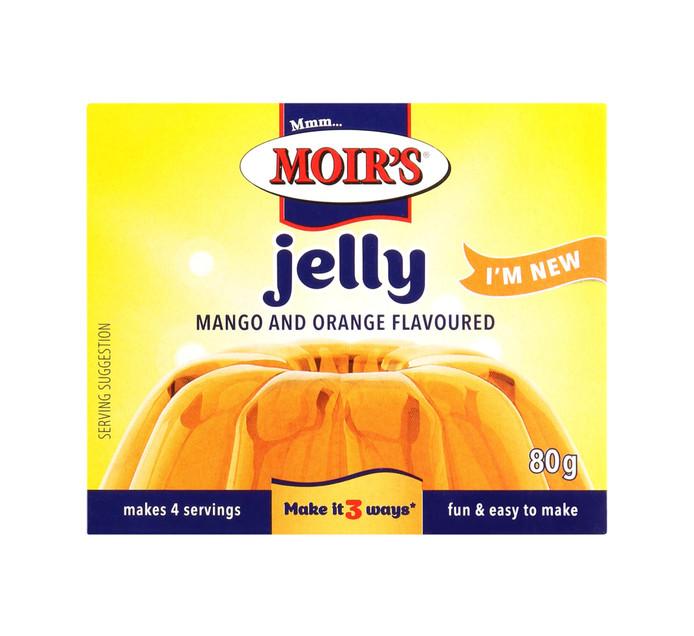 Moirs Jelly Mango and Orange (1 x 80g)